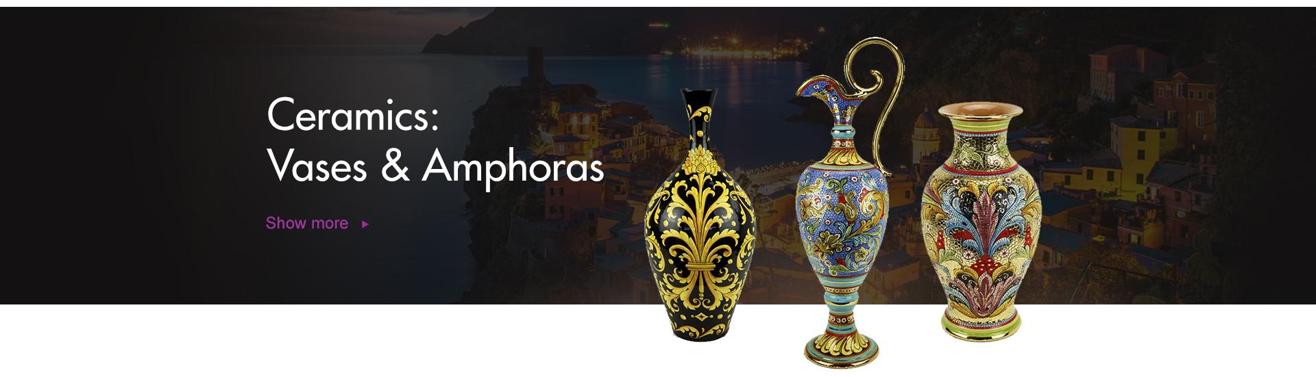 Vases & Amphoras