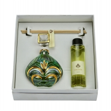 """HOME FRAGRANCE SET (""""Ambience"""" series, green)"""