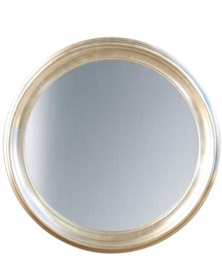 ROUND MIRROR, D100 cm, classic frame