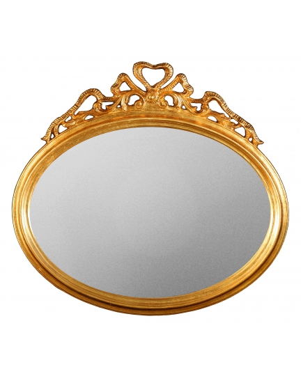 OVAL MIRROR, 71x122 cm, classic frame
