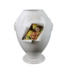 """URN from a series """"SURPRISE"""" (ornament Grape)  H51 cm"""