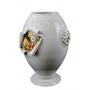 "URN from a series ""SURPRISE"" (ornament Grape)  H51 cm - photo 2"