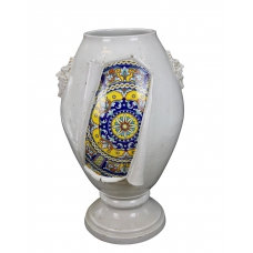 "URN from a series ""SURPRISE"" (ornament 155)  H86 cm"