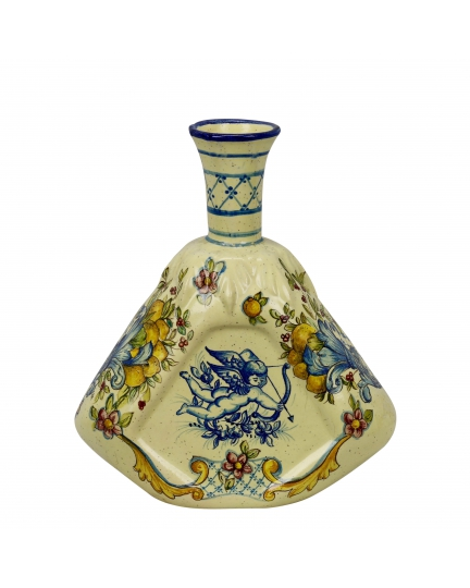 "DECORATIVE FLASK from a series ""Florence"" 0001 H29 cm"