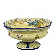 "FOOTED BOWL 0005 from a series ""Florence"" H17 cm"