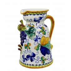 "JUG from a series ""Montelupo"" 0017 H29 cm"