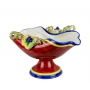 FOOTED FRUIT BOWL  0070 H29 cm