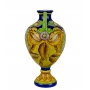 DECORATIVE AMPHORA with one handle and a duck shaped spout 0095 H36 cm