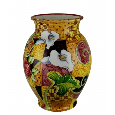 DECORATIVE VASE  H53 cm