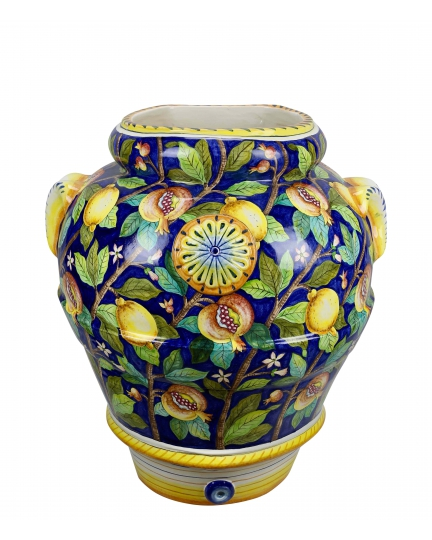 LARGE WALL URN  H68 cm