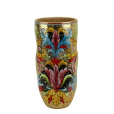 VASE in the style of Byzantine mosaics H40