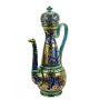 """ORIENTAL JUG in the style of Byzantine mosaics H50cm from the """"Gold&Azure"""" series"""