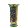 """FLOWER VASE in the style of Byzantine mosaics H34cm from the """"Gold&Azure"""" series"""