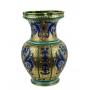 """ВАЗА """"GIARRA"""" в стиле Византийская мозаика H49см из серии """"Gold&Azure"""""""