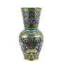 "VASE ""Gold&Azure"" in the style of Byzantine mosaics H50cm"