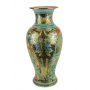 """VASE in the style of Byzantine mosaics H60cm from the """"Byzantine Oriental"""" series"""