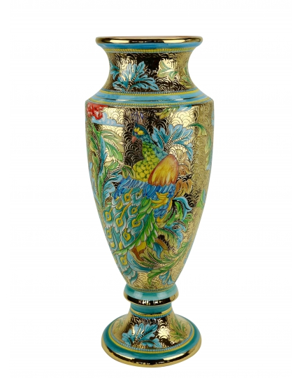 "VASE IMPERO in the style of Byzantine mosaics H64cm from the ""Byzantine Oriental"" series"